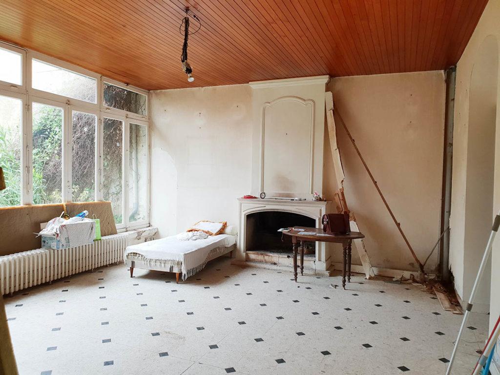 Projet Thiers Rochefort – rénovation complète